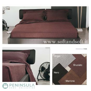 TODI Pure Linen Sheet set for double beds