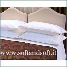 SOFFIO flat sheet for double bed 270x290 cm
