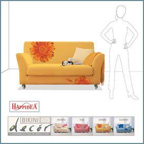 BIKINI - Couch Cover - Happidea