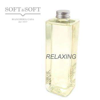 Relaxing ml 500 ricarica aroma fragranza per diffusori profumantori ambiente