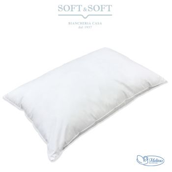 LUXURY 50 Bed pillow in goose down 50% MOLINA