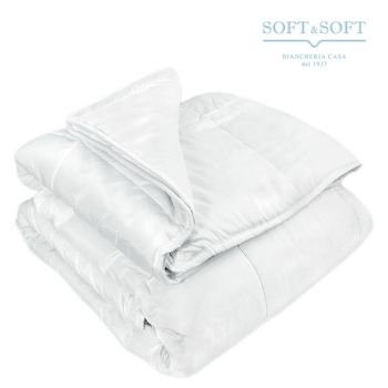SOFT ITALY DUO Couple Single Bed  (Connected become a double Bed Duvet)