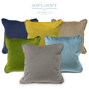 VELVET Squared Cushion cm 40x40