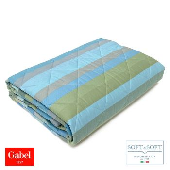 WALLACE quilted bedcover for single beds Gabel