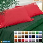 COLORE Double sheets match the colors as you prefer