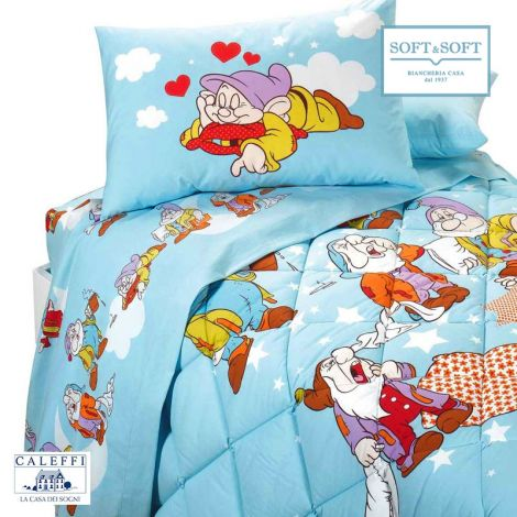 7 NANI Sheet Set for SINGLE Bed Disney by CALEFFI