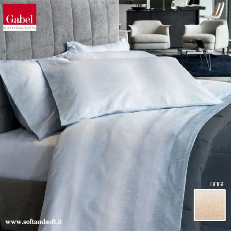 ALWAYS Flanel sheet set for doubel bed, warm and soft, Gabel
