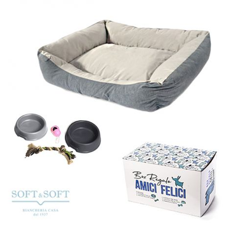 AMICI FELICI gift box for dogs
