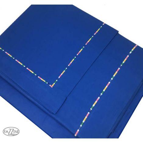 Antigua lenzuola per letto singolo Bluette