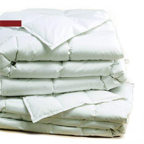Piumino Sintetico per letto piazza e mezza tessuto in cotone interno in poliestere