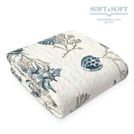 ARIEL Microfibre Quilted Bedcover for DOUBLE Bed