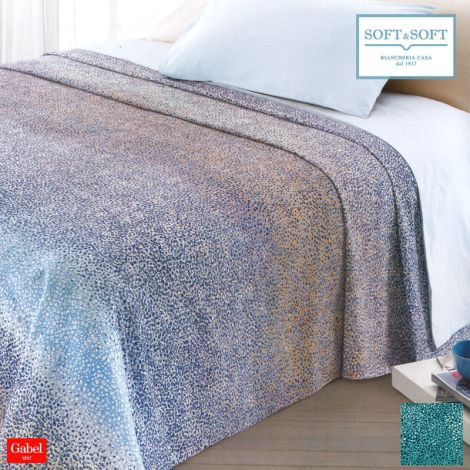 ART Pure Cotton Piquette Bed Cover for single Bed by GABEL
