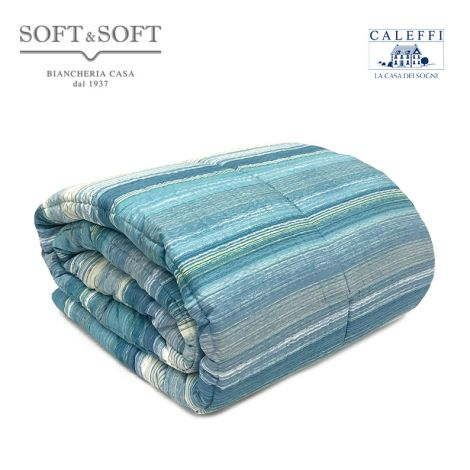 BALTIC Winter Quilt Three-quarter Bed Size by CALEFFI