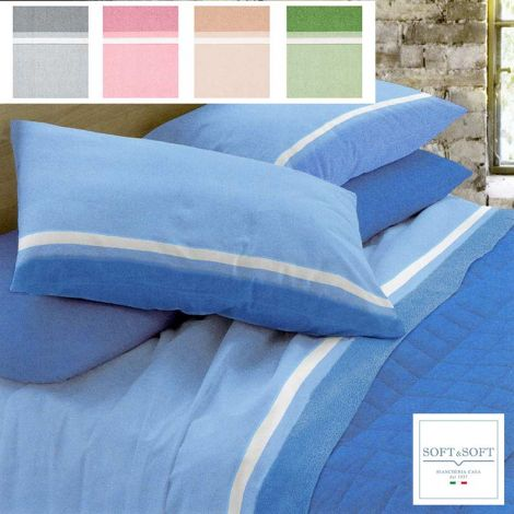 BELEN Pure Cotton Sheet Set for Single Bed