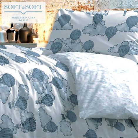 BESSIE Duvet Cover Parure SINGLE Bed Size
