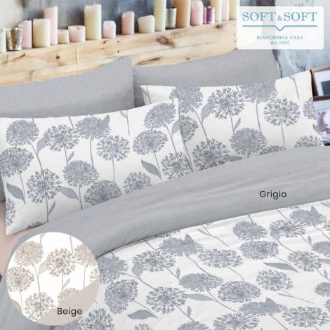 BOHOO Duvet Cover Parure DOUBLE Bed Size