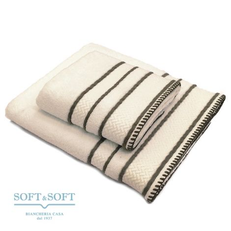 CANNES Bathtowel Set Handtowel and Guest Towel