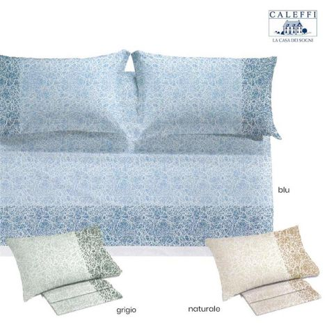 CITY Sheet set for double bed by Caleffi