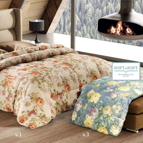CLASSIC 1503 Duvet for Double Bed 100% Eiderdown MOLINA