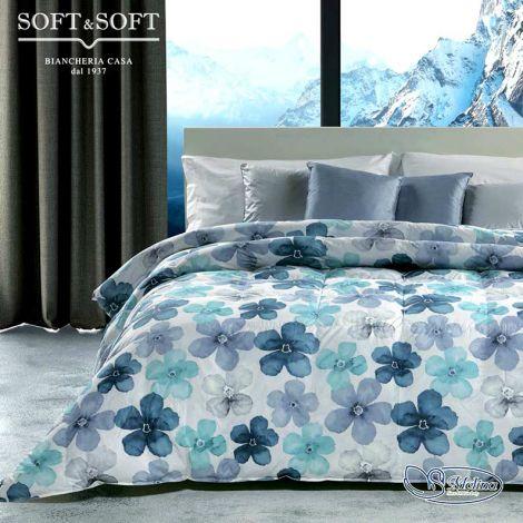 CLASSIC 522 V.8 Duvet for Double Bed 100% Eiderdown MOLINA