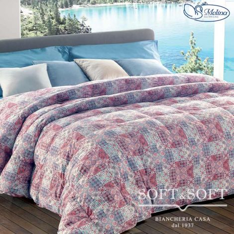 CLASSIC 571 Quilt for Double Bed 100% Eiderdown MOLINA