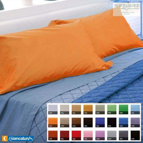 COLORE lenzuola letto singolo abbina i colori come preferisci