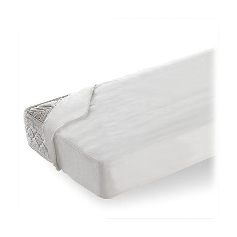 Jeans Coprimaterasso in puro cotone letto matrimoniale KING cm.200x200