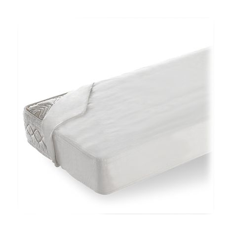 Jeans Coprimaterasso per letto singolo maxi cm 100x200 puro cotone pesante