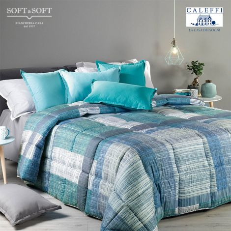 CORTINA Winter Quilt for Single Bed by CALEFFI