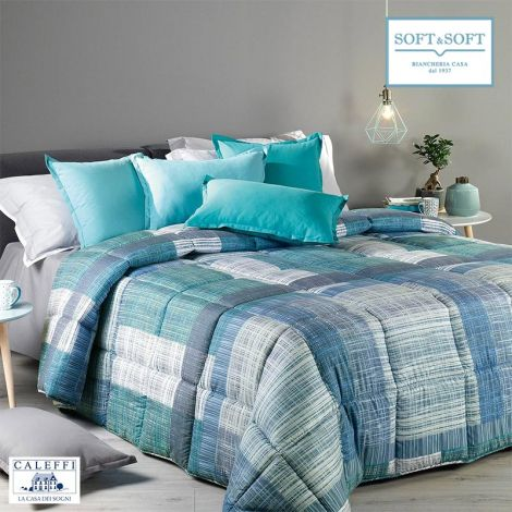 CORTINA Winter Quilt for Three-quarter Bed by CALEFFI