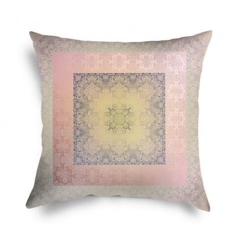 MILLE E UNA NOTTE Cushion cm 60x60 Digital Print by CALEFFI
