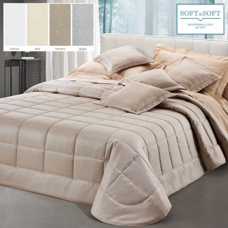DALILA Quilted Bedcover for Double bed KING SIZE 290x270 GFFerrari