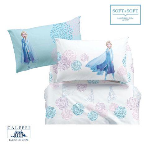 FROZEN ELSA Sheet Set for Single Bed Disney by CALEFFI