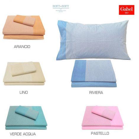 EXUBERANT sheet set for single beds GABEL 749886