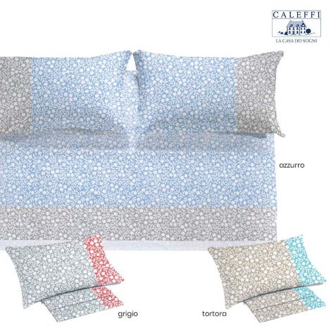 FELICIA Sheet set for double bed by Caleffi