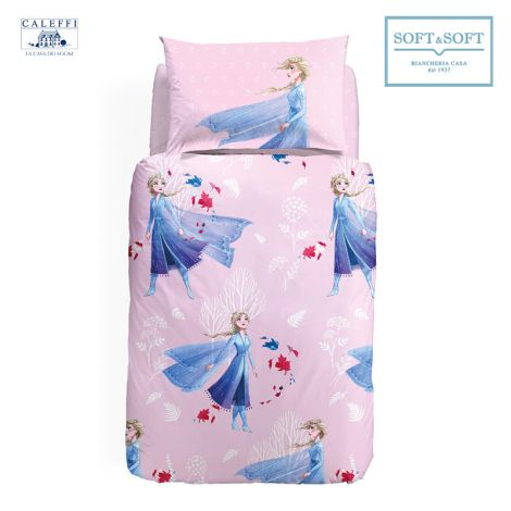 Parure Copripiumino Frozen.Duvet Cover For Single Bed The Best Italian Quality Disney