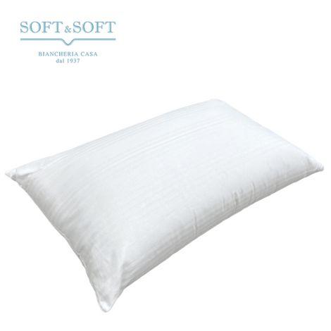 LANA cuscino da letto imbottitura in misto lana (85%) cm 50x80