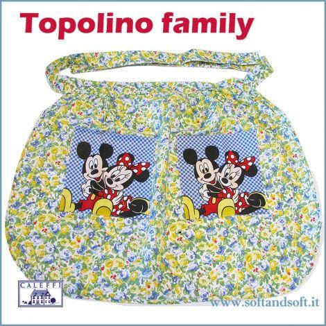Mickey Mouse Family Apron for kitchen Disney