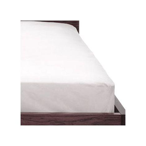 SOFT ANGOLO lenzuolo sotto per letto francese cm 140x200
