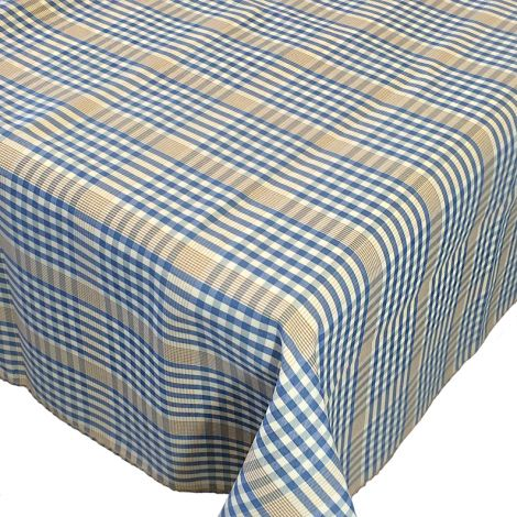 ASPEN FABRIC FOR TABLE CLOTH  cm 280 Checked