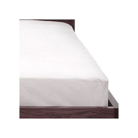 SOFT ANGOLO lenzuolo sotto per letto piazza e mezza cm 120x200x24