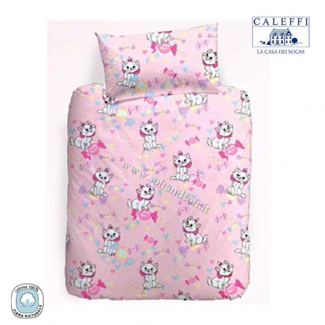 BABY MARIE Duvet cover set for cots by Disney CALEFFI