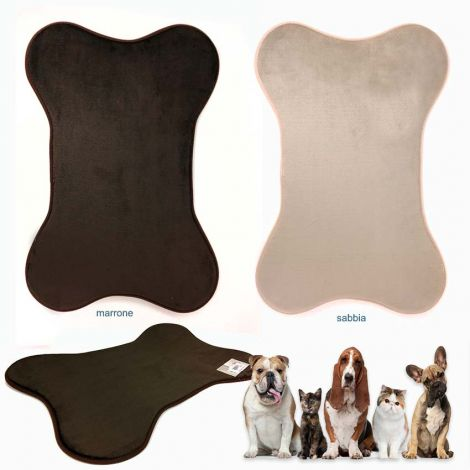Friends Osso Carpet for Dog made of foam cm 50x70