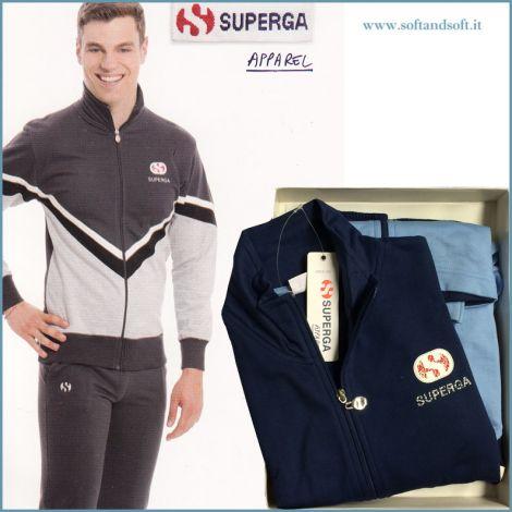 SUPERGA su111 Men's Pijama long sleeves for winter