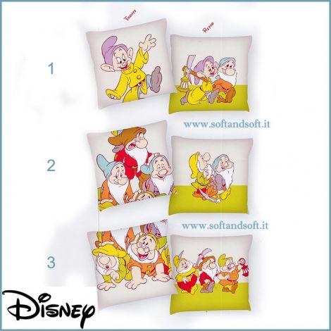 Sette Nani Cusion Disney Caleffi cm 40x40