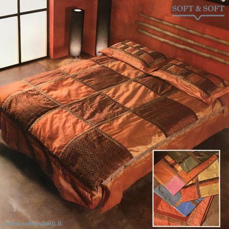 ORIENTE Duvet Cover Parure Patchwork for Double Bed