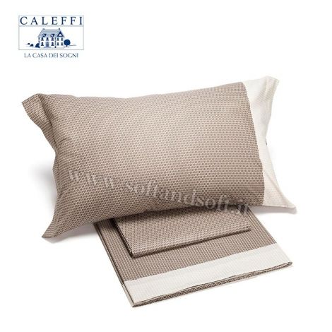 FLORIDA Sheet set for three quarter bed by CALEFFI
