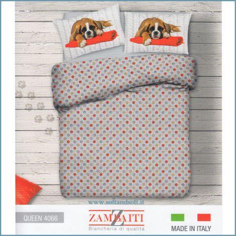 PEPPER QUEEN Duvet Cover SET for Double beds