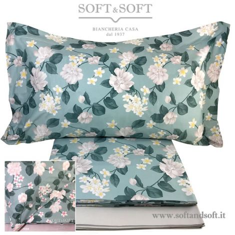 DALIE Duvet Cover Set for double Bed floreal pattern