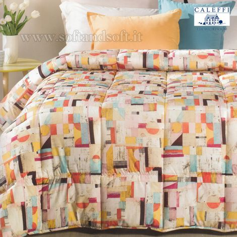 FUSION Pure Cotton Quilt for Double bed by CALEFFI